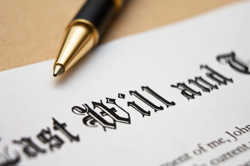 The Importance of Having A Will
